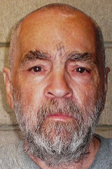Charles Manson - a newer photo from 2011